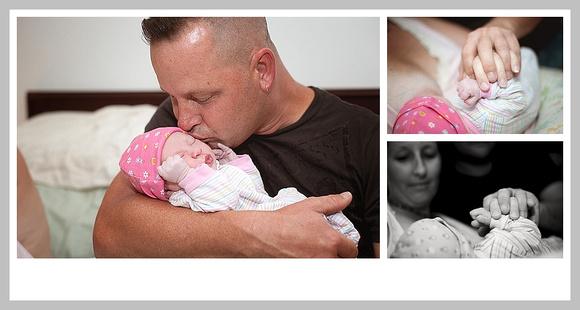 Home Birth Photography