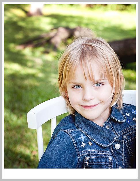Professional Child Photography
