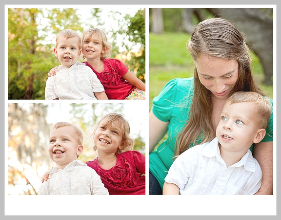 Lowry Park Family Photography