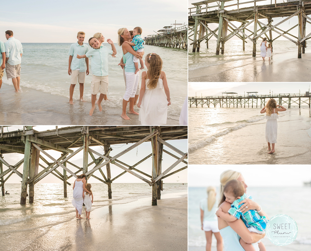 Clearwater beach photographer, Clearwater Family Photographer, pinellas beach photographer, Pinellas Children Photographer, Pinellas Family Photographer, Redington Pier, Redington Pier FL, St Petersburg beach photographer, St Petersburg FL family photographer, tampa beach photographer